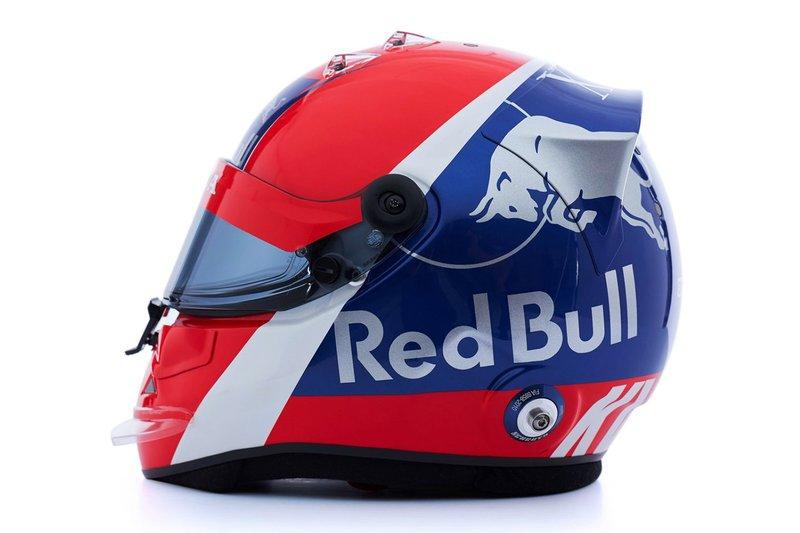 Новый шлем Даниила Квята