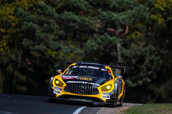 #47 Mercedes-AMG Team HTP Mercedes-AMG GT3: Maximillian Götz, Raffaele Marciello, Patrick Assenheimer