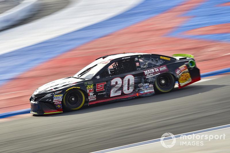 12. Erik Jones, Joe Gibbs Racing, Toyota Camry Reser's