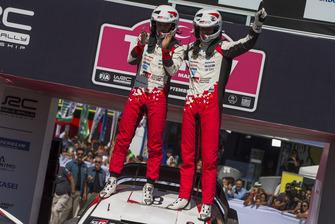 Отт Тянак, Мартін Ярвеоя, Toyota Gazoo Racing WRT Toyota Yaris WRC
