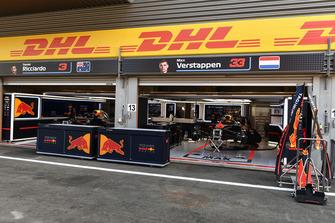Бокси Red Bull Racing