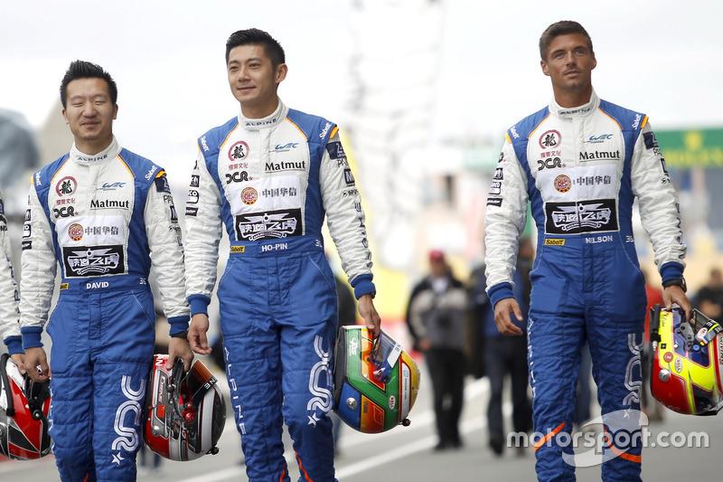 ##35 Baxi DC Racing Alpine A460 Nissan: Девід Ченг, Хо-Пінт Тунг, Нельсон Панчьятічі