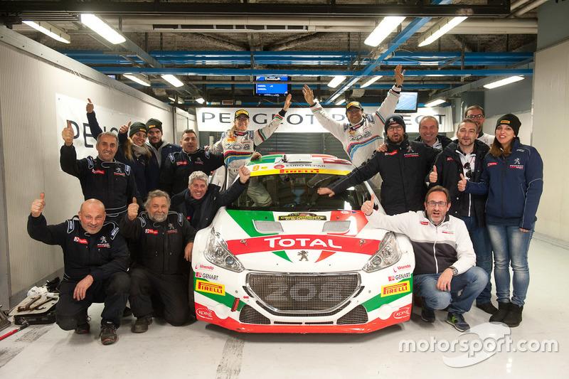 Carlo Leoni, Responsabile Comunicazione Peugeot Sport con il team Peugeot Sport Italia