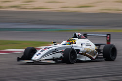 Chinese F4 Race car