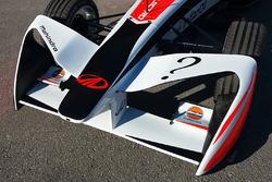 Машина Mahindra Racing сезона-2016/2017