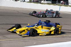 Марко Андретті, Andretti Autosport Honda, Вілл Пауер, Team Penske Chevrolet