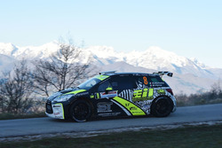Rudy Michelini e Michele Perna, Citroen DS3 R5, Movisport