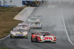 Mariano Werner, Werner Competicion Ford, Juan Marcos Angelini, UR Racing Dodge, Sergio Alaux, Coiro