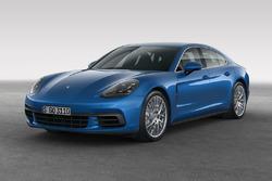 Nuova Porsche Panamera