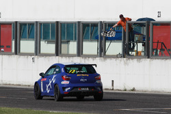 Seat Ibiza Cup #77, Ferri, taglia il traguardo
