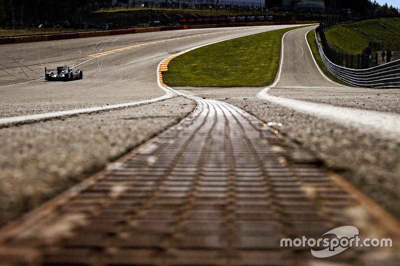 1. #2 Porsche Team Porsche 919 Hybrid: Romain Dumas, Neel Jani, Marc Lieb