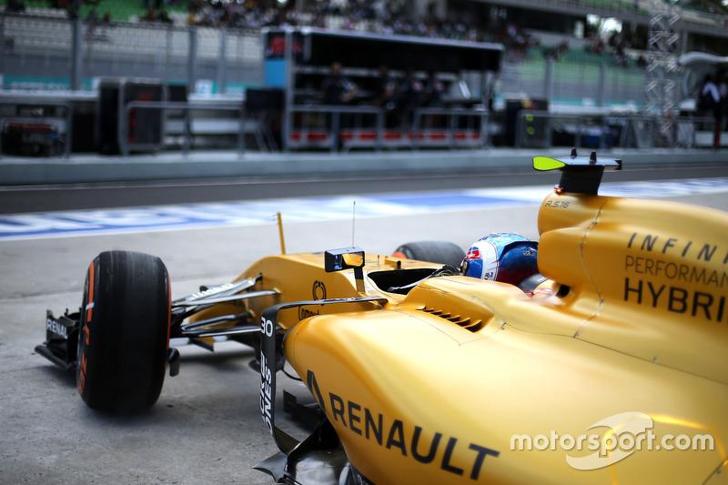 jJolyon Palmer, Renault Sport F1 Team