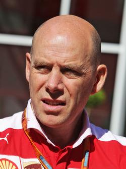 Jock Clear, Ferrari Technischer Direktor