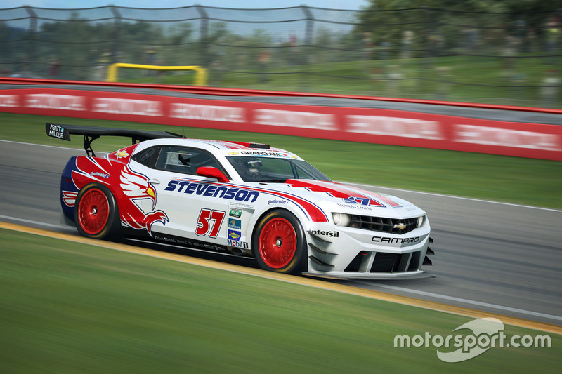 RaceRoom, Chevrolet Camaro GT3