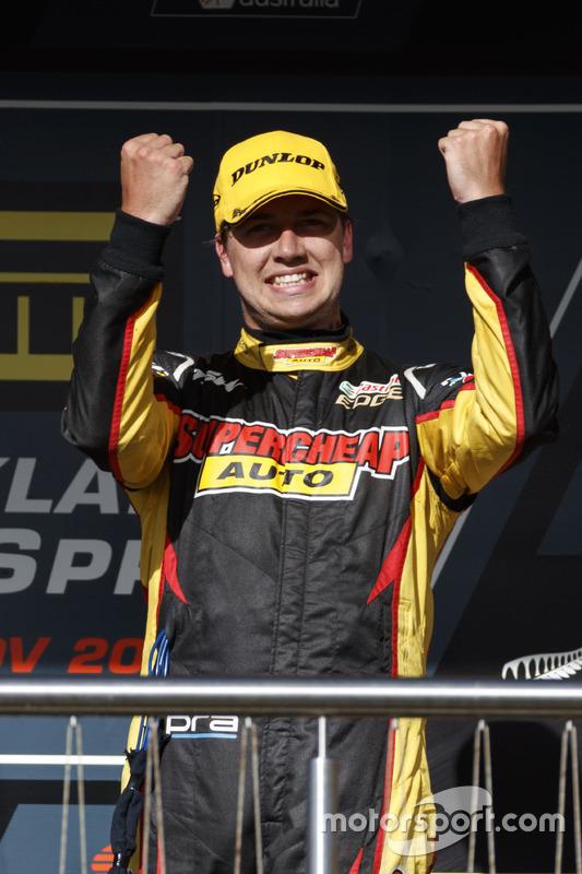 Podium: 3. Chaz Mostert, Rod Nash Racing, Ford