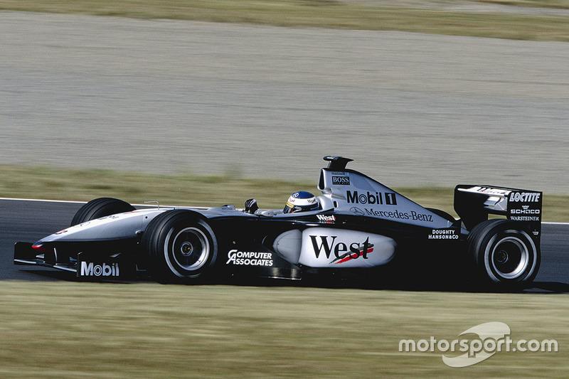 #44: McLaren MP4/14 (1999)