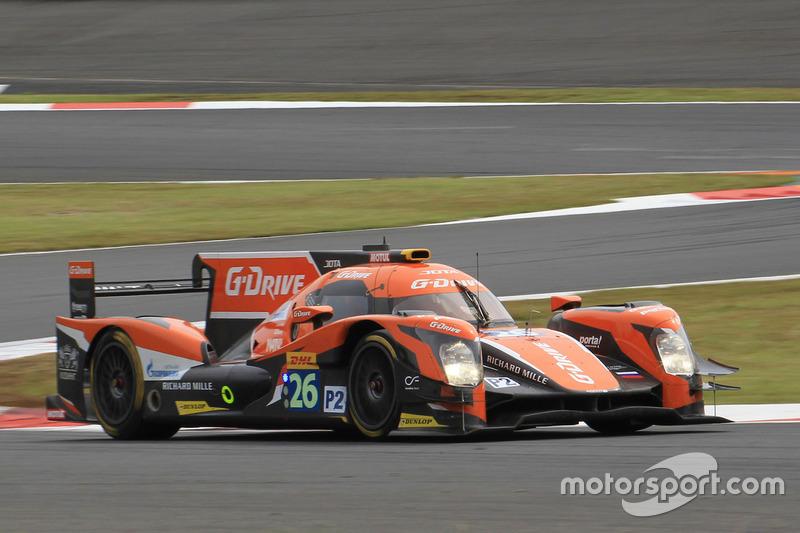 1. LMP2: #26 Oreca 05 - Nissan: Roman Rusinov, Alex Brundle, Will Stevens