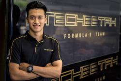 Zhou Guanyu, Techeetah