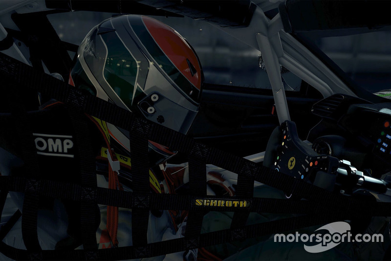 Screenshot Assetto Corsa Competizione, game resmi Blancpain GT Series