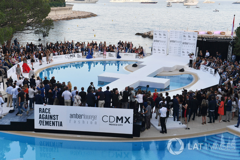Aspects del Amber Lounge Fasion Show