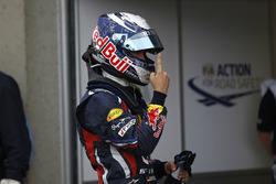 Polesitter Sebastian Vettel, Red Bull Racing RB7