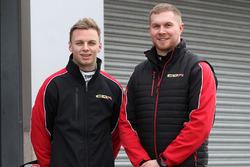 Harry Webb, Chris Dittman Racing