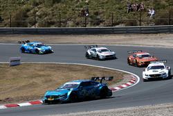 Gary Paffett, Mercedes-AMG Team HWA, Mercedes-AMG C63 DTM leads