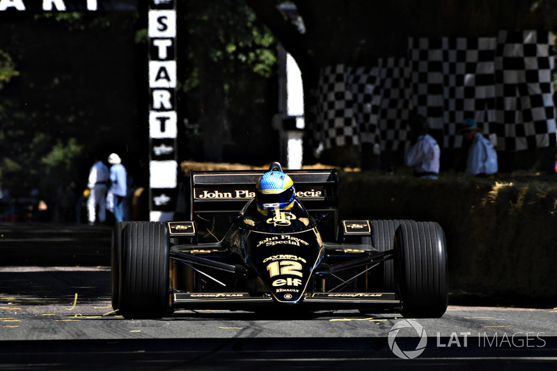 Chris Dinnage Lotus97T