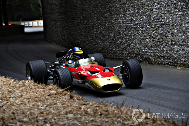 Andrew Beaumont Lotus 49