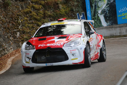 Mike Coppens, Renaud Jamoul, Citroën DS3 R5, D-Max Swiss