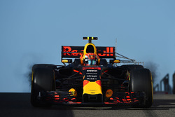 Max Verstappen, Red Bull Racing RB13 with aero sensor