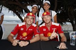 Alexandre Prémat, Scott McLaughlin, DJR Team Penske