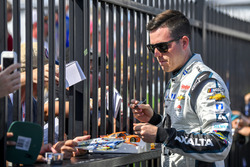 Alex Bowman, Hendrick Motorsports, Chevrolet Camaro AXALTA All-Pro Teachers