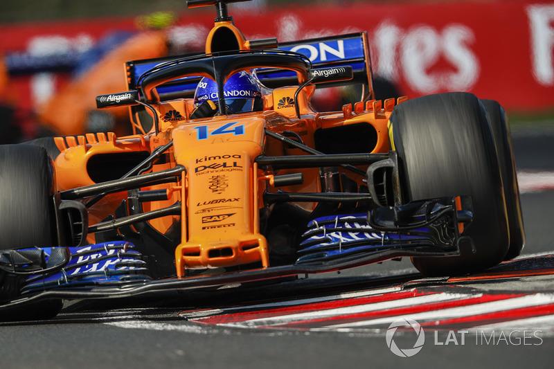 McLaren: Wachten op Alonso