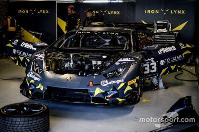 Monza, essais d'avril