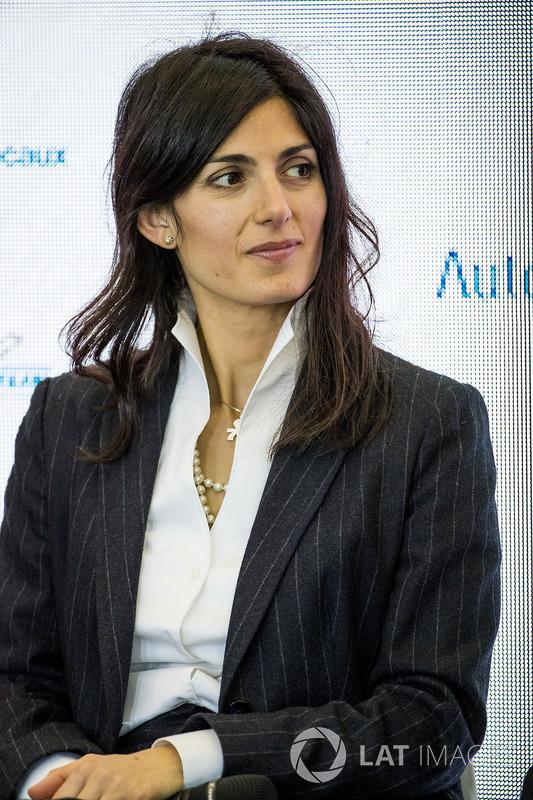 Virginia Elena Raggi, Mayor of Rome