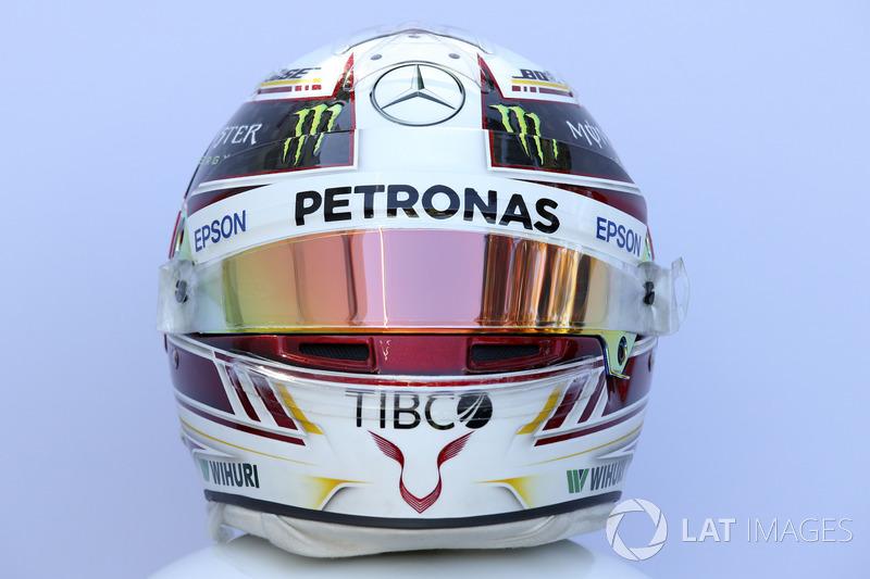 #44: Lewis Hamilton, Mercedes