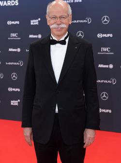 Dieter Zetsche, Chairman of the Management Board of Mercedes-Benz