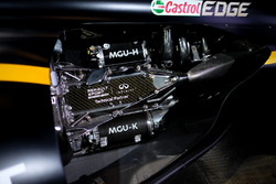 Renault F1 Team RS17 motoru