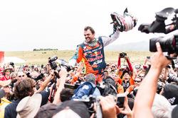 Переможець Маттіс Валькнер, Red Bull KTM Factory Team