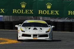 #133 Ferrari North America Ferrari 488: Michael Fassbender