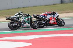 Danilo Petrucci, Pramac Racing, Cal Crutchlow, Team LCR Honda