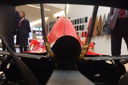 Retrotreno Ferrari SF70H