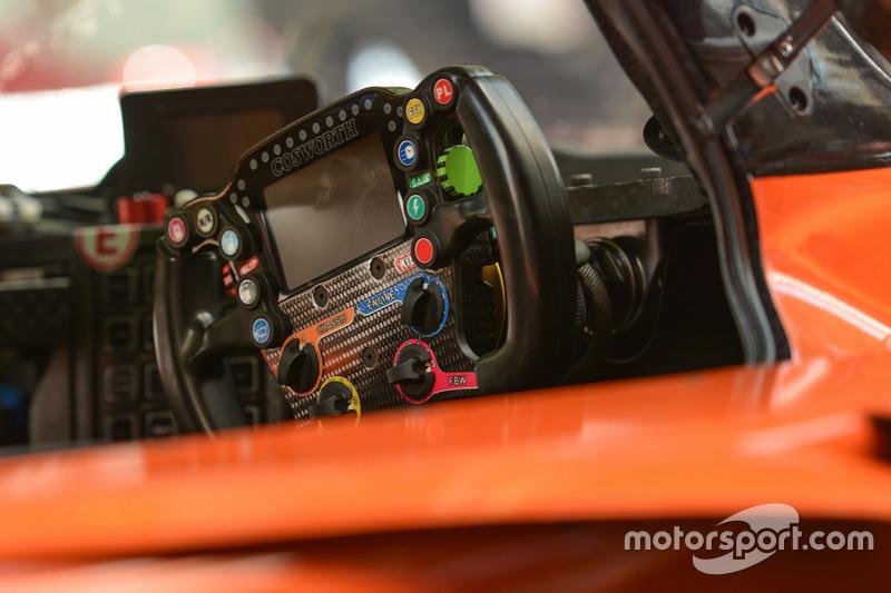 Руль Ligier LMP2