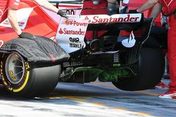 Аеродинамічна фарба на боліді Шарля Леклера, Ferrari SF70H