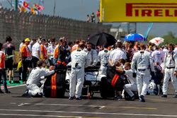 Car of Paul di Resta, Williams FW40