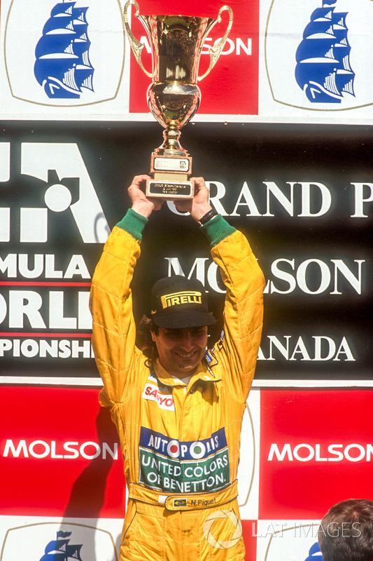 Нельсон Пике, Benetton Ford