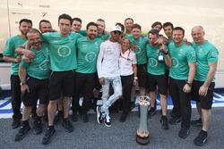 Ganador, Lewis Hamilton, Mercedes AMG F6