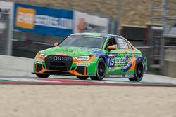 L'Audi RS3 LMS TCR della Bonk Motorsport