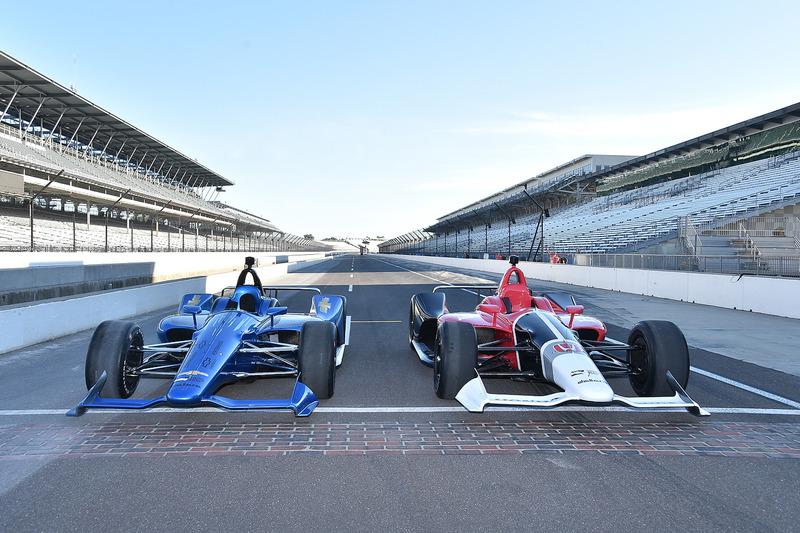 Chevrolet e Honda IndyCar 2018